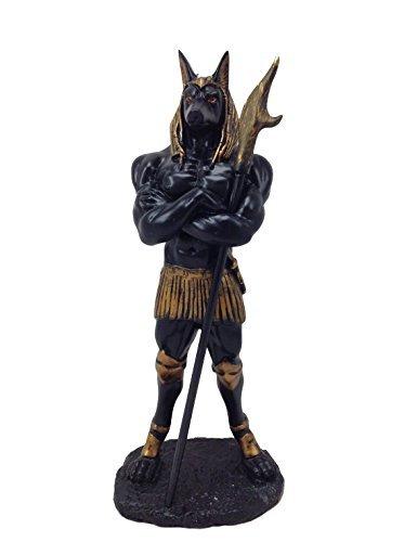 Este maravilloso 11, Anubis, egipcio mitológica criatura figura estatua tiene los detalles más finos y la más alta calidad que usted encontrará en cualquier parte. 11, Anubis, egipcio mitológica criatura figura estatua es verdaderamente notable.11, A...