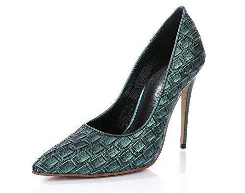 ldmb-scuro-delle-donne-verde-di-alta-tacco-punta-aguzza-scarpe-di-scena-poco-profonda-dei-pattini-de