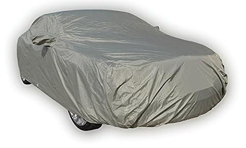 Housse d'extérieur Platinum, conçue pour s'adapter à la Lancia Beta Coupe 1972 - 1984