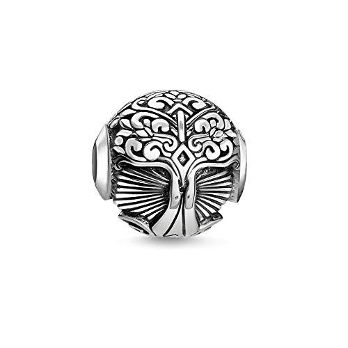 Thomas Sabo Damen-Bead Liebesbaum (Tree of Love) 925er Sterlingsilber geschwärzt K0320-637-21