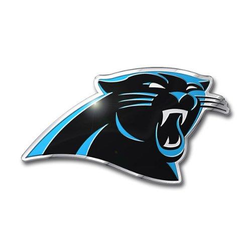 Team ProMark NFL Stanz-Emblem, Farbe, Carolina Panthers, 4