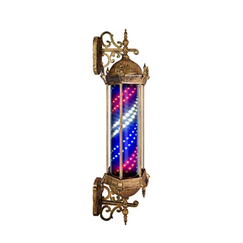 NYTYU Ventilador el/éctrico de la Torre del hogar Rojo del Ventilador el/éctrico de Que oscila