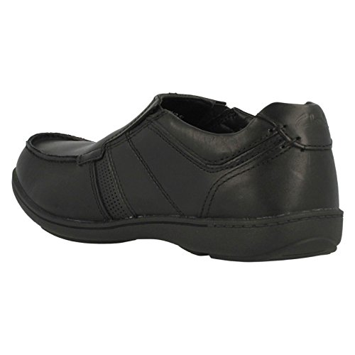 Clarks Bradley Review Chaussures de tomber Noir - noir