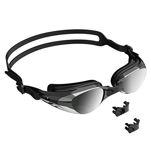 Szdavsi Gafas natación Antiniebla Antivaho Gafas
