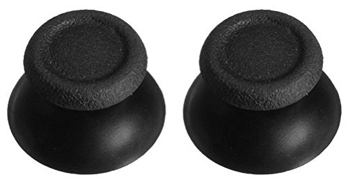 2 x PS4 Replacement Analog Sticks – Replace Worn Analogue Sticks on Your Playstation 4 Controller (DualShock 4) – 12 Month Warranty – By Evolution of Eden®