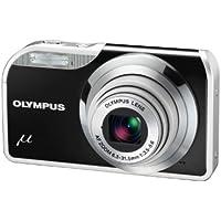 """Olympus  5000 Appareil photo compact numérique 12 Mpix Zoom optique 5x Ecran LCD 2,7"""" Noir"""
