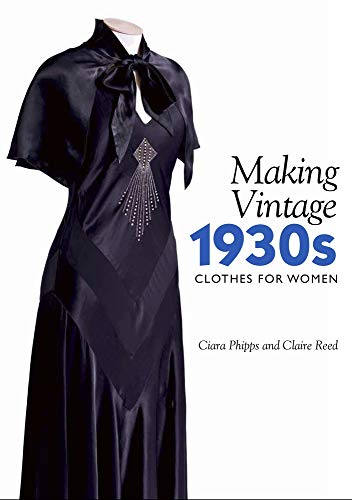 1930 Vintage Kostüm - Making Vintage 1930s Clothes for Women