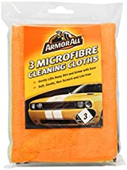 Armor All 3 Micro Fiber Cleaning Cloths 824