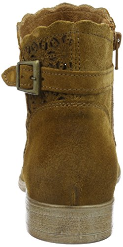 Tamaris25320 - Stivali classici imbottiti a gamba corta Donna Beige (Cuoio 455)