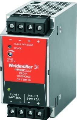 WEIDMULLER 1105890000 - CONVERTIDOR CARGAS PESADAS T RM 20