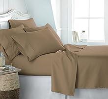 100% algodón egipcio de 300 hilos calidad De HOTEL Sábana ajustable