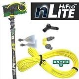 Unger HiFlo nLite Hybrid Starter Set Fensterputz Set