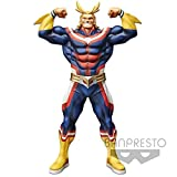 My Hero Academia all Might Figure Banpresto Grandista Oversea Limited PVC Action Figure