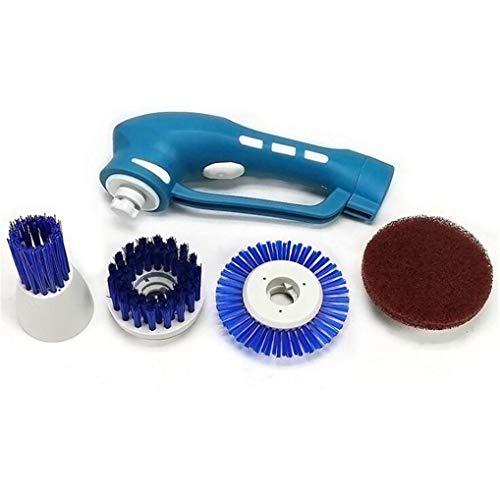 STEAM PANDA Elektrische Reinigungsbürste Handheld Reinigungsmaschine Küche Ölfleck Reinigungsbürste wasserdichte Lade 3.6V