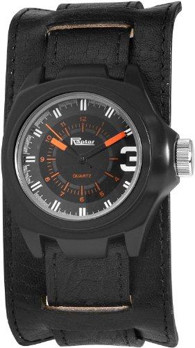 Raptor Herren-Uhren mit Echtlederband 297821000014