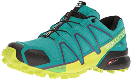 Salomon Speedcross 4 W, Scarpe da Trail Running Donna Turchese