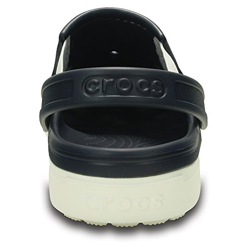 crocs Unisex-Erwachsene Citilane Clog navy-white (201831-462)