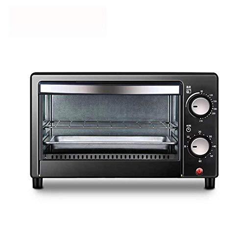 TL Air Fry Smart-Oven Luft, gebürsteter Edelstahl, Ofen Home Mini-Backen-Ofen, Dörr Konvektomatenblech w/Kochfunktionen -