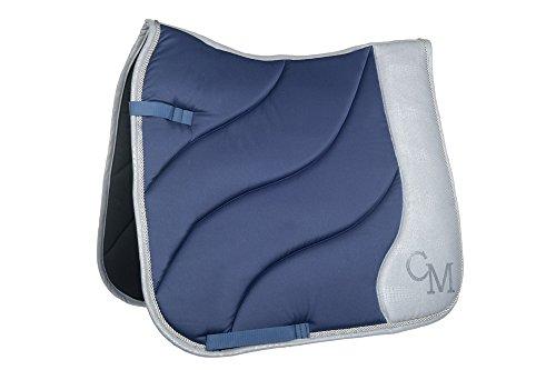 HKM 83646500.0358 Schabracke -Soft Powder- Pony DR, blau