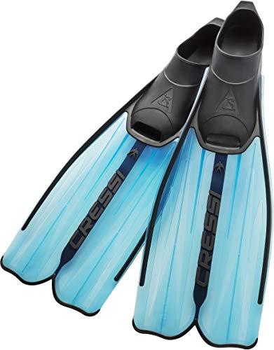Cressi Unisex Flossen Rondinella, aquamarine, 41/42, CA186341