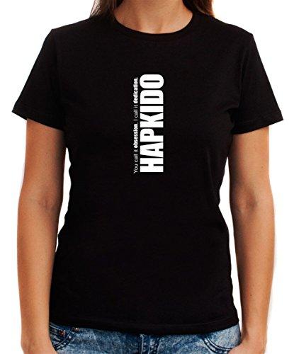 Camiseta de Mujer Hapkido DEDICATION Hapkido