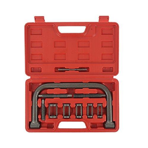 Federspanner Druckluft Ventilfederspanner Universal 10 teilig Ventilfeder Werkzeug Ventil MontageSatz Ventil Werkzeug