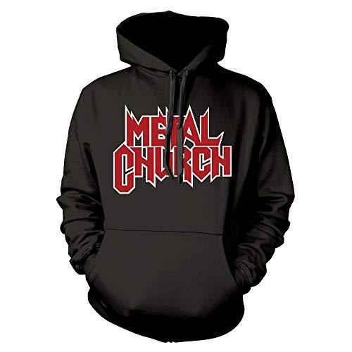 Metal Church The Dark Kapuzenpullover schwarz XXL