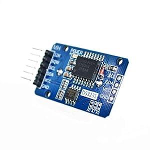 BeIilan Für Arduino DS3231 ZS042 AT24C32 IIC Module Precision RTC Real Time Clock Speicher Neue