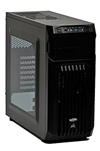 Compassco Inizio X200 Gaming PC (Intel 7th Gen G4560 3.5 GHz/Gigabyte GTX 1050 G1 Gaming 2 GB Graphics/HyperX 8GB RAM/120 GB SSD/1 TB HDD) Spec 01