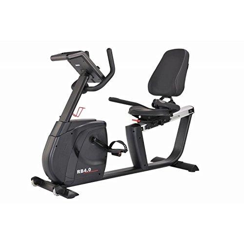 DKN rb4i Cyclette Nero/Grigio