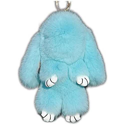 dia del orgullo friki URSFUR Piel de conejo bonita de piel ursfur tarjeta Ning juguetes colgantes de tote conejo