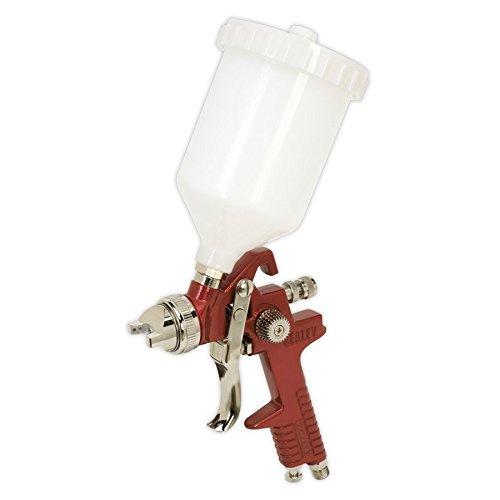 Sealey HVLP742-2 mm de establecimiento de gravedad hvlp pistola de alimentación