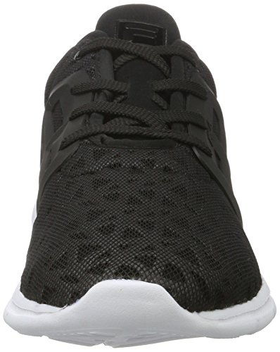Fila Men Base Powerbolt 2 Low, Sneaker Uomo nero (nero)