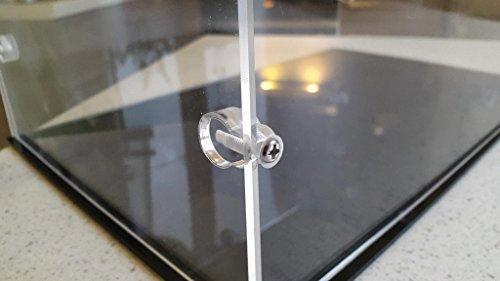Teca espositore per lego modellismo action figures da collezione trasparente plexiglass - Accessori bagno plexiglass amazon ...