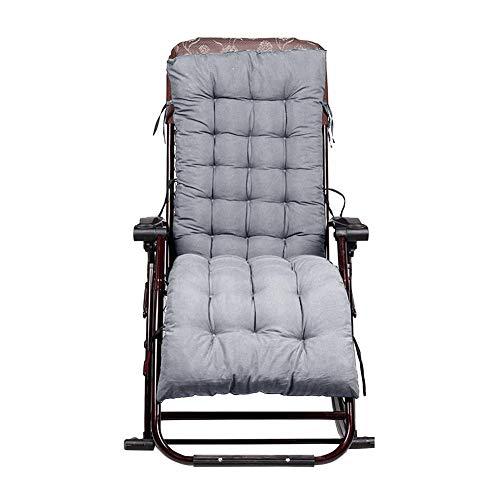 Liteness Coussin pour fauteuils à Bascule, Coussin de Chaise Longue Coussin pour fauteuils à Bascule Coussin pour Coussins de siège Coussin pour chaises en rotin Coussins pour canapés Tatami Mat Mat