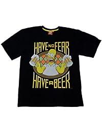 Amazones Los Simpson M Camisetas Camisetas Polos Y Camisas
