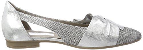 Gabor Fashion, Scarpe con Tacco Donna Multicolore (Silber/ice)