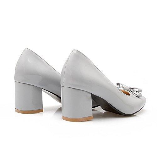 Balamasaapl10175 - Sandales Compensées Bleues Pour Femmes