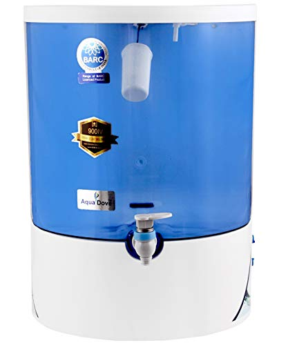 AQUADOVE 5 Stage 9 L Dolphin Water Purifier with Reverse Osmosis Technology