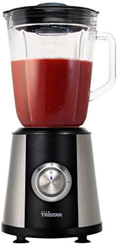 Tristar BL-4441 Mixer – 1,0-l-Glasbehälter – Geeignet zum Zerkleinern von - Eis-mixer