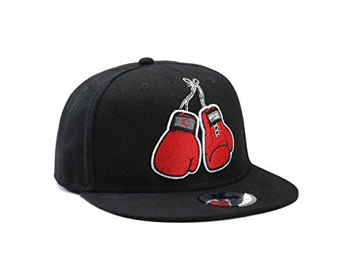 Underground Kulture Bout de Boxe Casquette de Baseball Réglable (Boxing Bout Snapback)