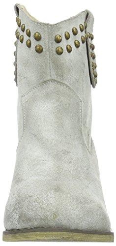 Andrea Conti11274 - Stivali bassi con imbottitura leggera Donna Beige (Beige 003)