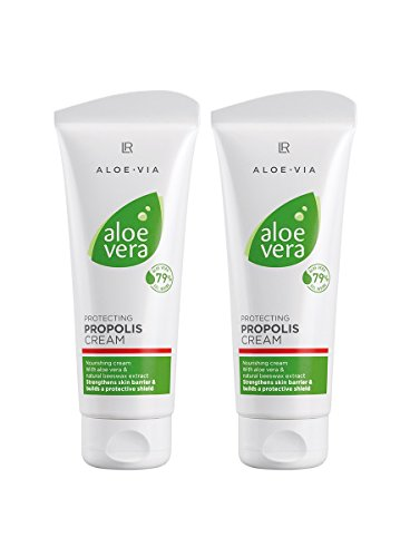 LR Aloe Vera Creme mit Propolis / Cream with Propolis (2x 100 ml)