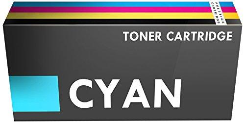 Prestige Cartridge 707 Toner, Passend zu Canon i-Sensys Drucker LBP-5000, LBP-5100, cyan -