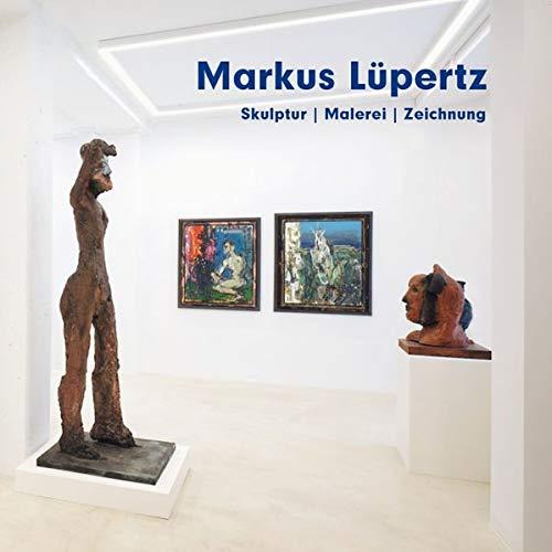 Markus Lüpertz: Skulptur / Malerei / Zeichnung
