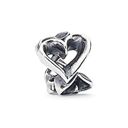 Trollbeads Argento Bead Amore Infinito