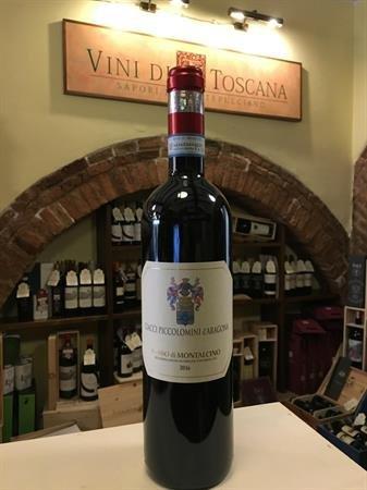 Rosso Di Montalcino DOC 2016 PICCOLOMINI LT.0,750