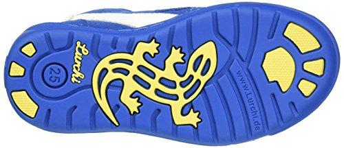 Lurchi Jungen Bruce Low-Top Blau (Royal Blue)