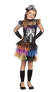 Boland-Disfraz-Disfraz Princesa Esqueleto