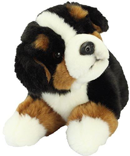 Berner Sennenhund ca. 25 cm Plüschtier Kuscheltier Stofftier Hund 95 von Zaloop (Großer Plüsch Hund)